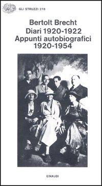 Diari (1920-1922). A...