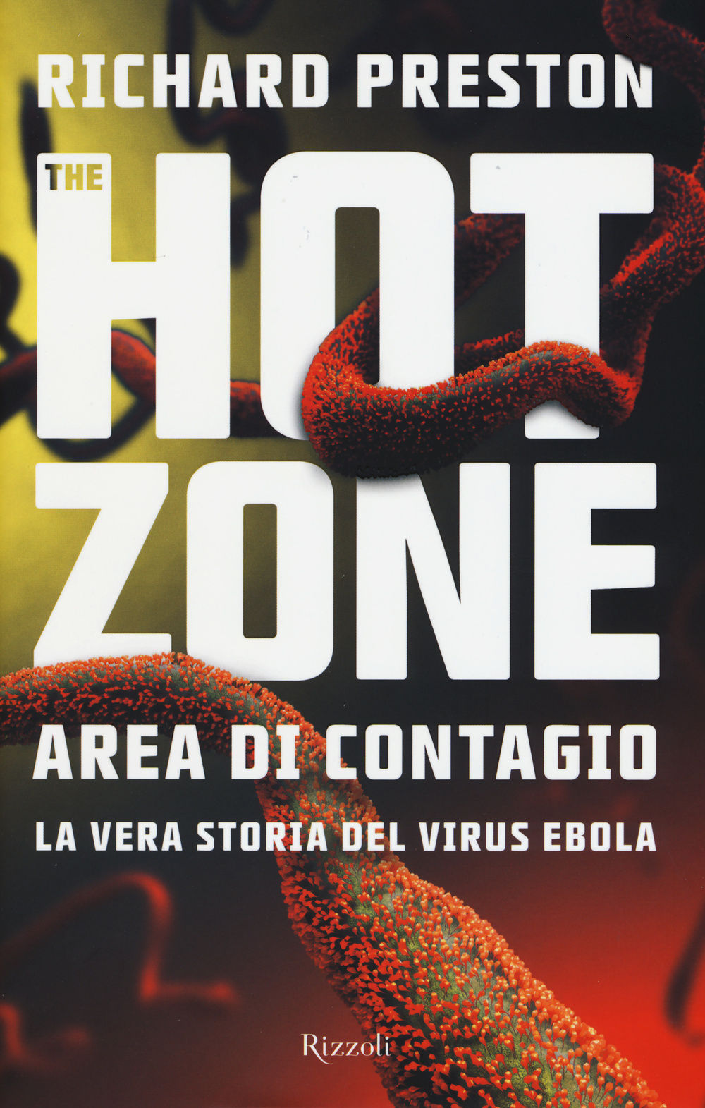 The hot zone: Area d...