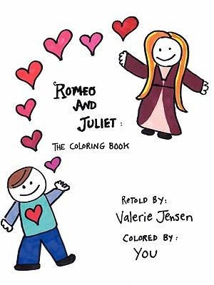 Romeo and Juliet Coloring Book
