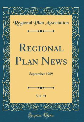 Regional Plan News, Vol. 91