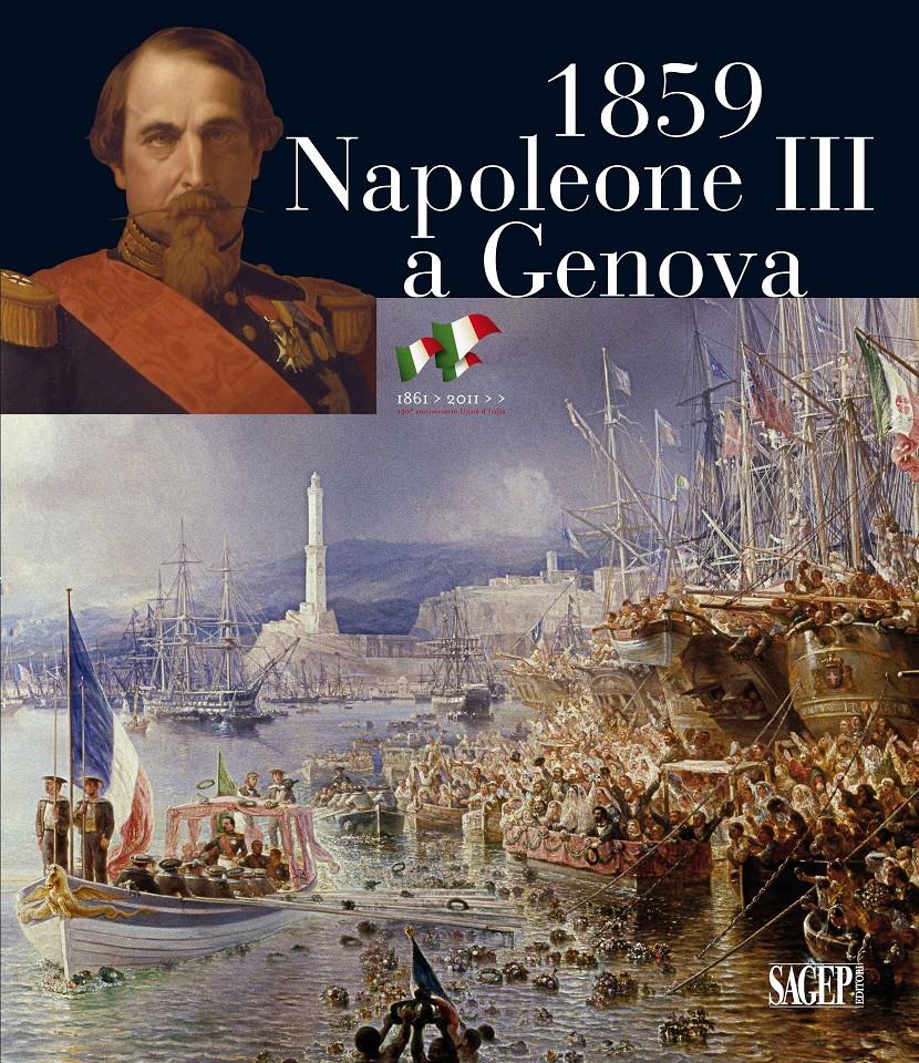 1859. Napoleone III a Genova