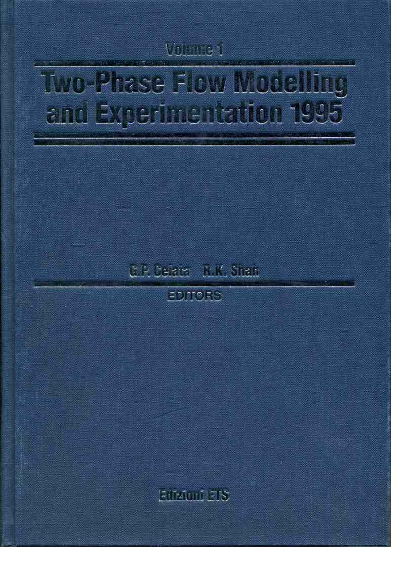 Two-phase flow modelling and experimentation,1995