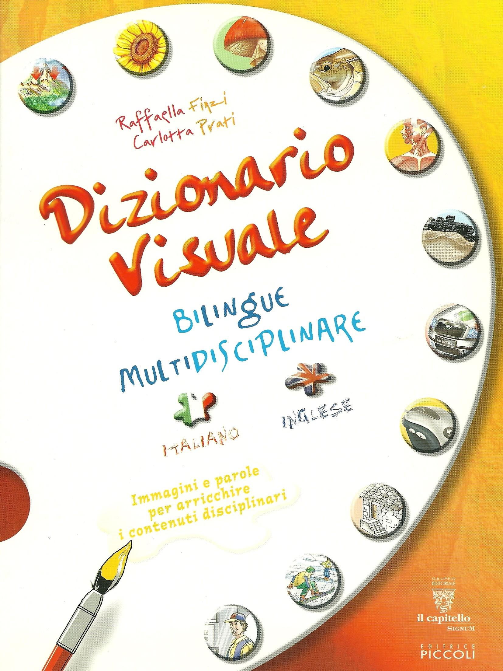 Dizionario visuale - Raffaella Finzi - 0 recensioni - Il