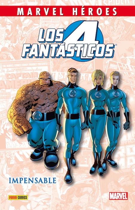 Los 4 Fantásticos: ...