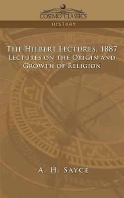 The Hibbert Lectures...
