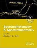 Spectrophotometry and Spectrofluorimetry