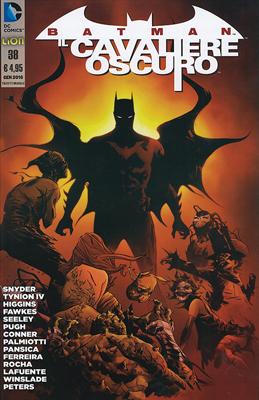 Batman Il cavaliere oscuro n. 38