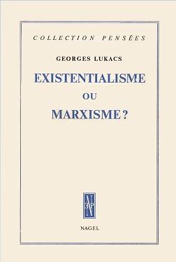 Existentialisme ou marxisme?
