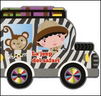 La jeep del safari. Vroom