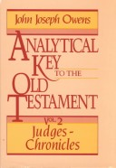 Analytical Key to the Old Testament, vol. 2