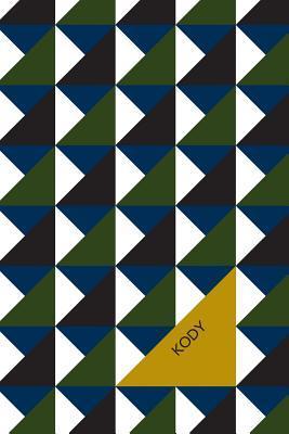 Etchbooks Kody, Qbert, Wide Rule, 6 X 9', 100 Pages