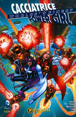 Worlds' Finest: Cacciatrice & Power Girl Vol. 2 - Variant
