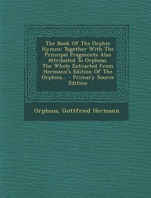 The Book of the Orph...