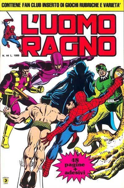 L'Uomo Ragno (2a serie) n. 44