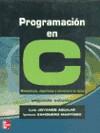 Programación en C: metodología, algoritmos y estructura de datos