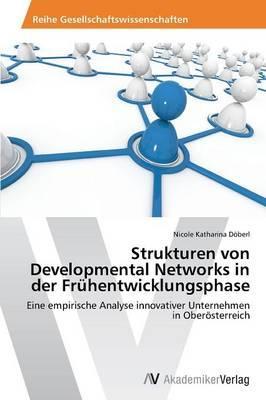 Strukturen von Developmental Networks in der Frühentwicklungsphase