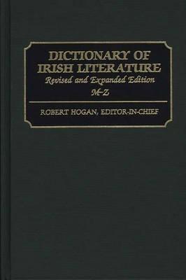 Dictionary of Irish Literature
