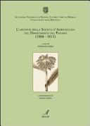 L'archivio della Società d'agricoltura del dipartimento del Panaro (1804-1813)
