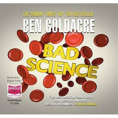 Bad Science (unabridged audiobook)