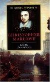 The Cambridge Companion to Christopher Marlowe