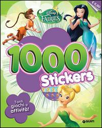 Fairies. 1000 stickers. Con adesivi