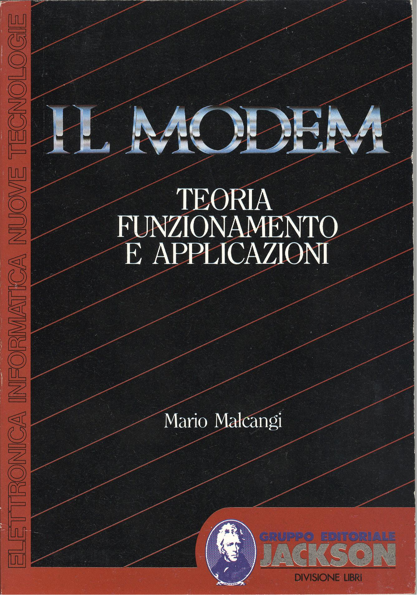 Il modem. Teoria, funzionamento e applicazioni