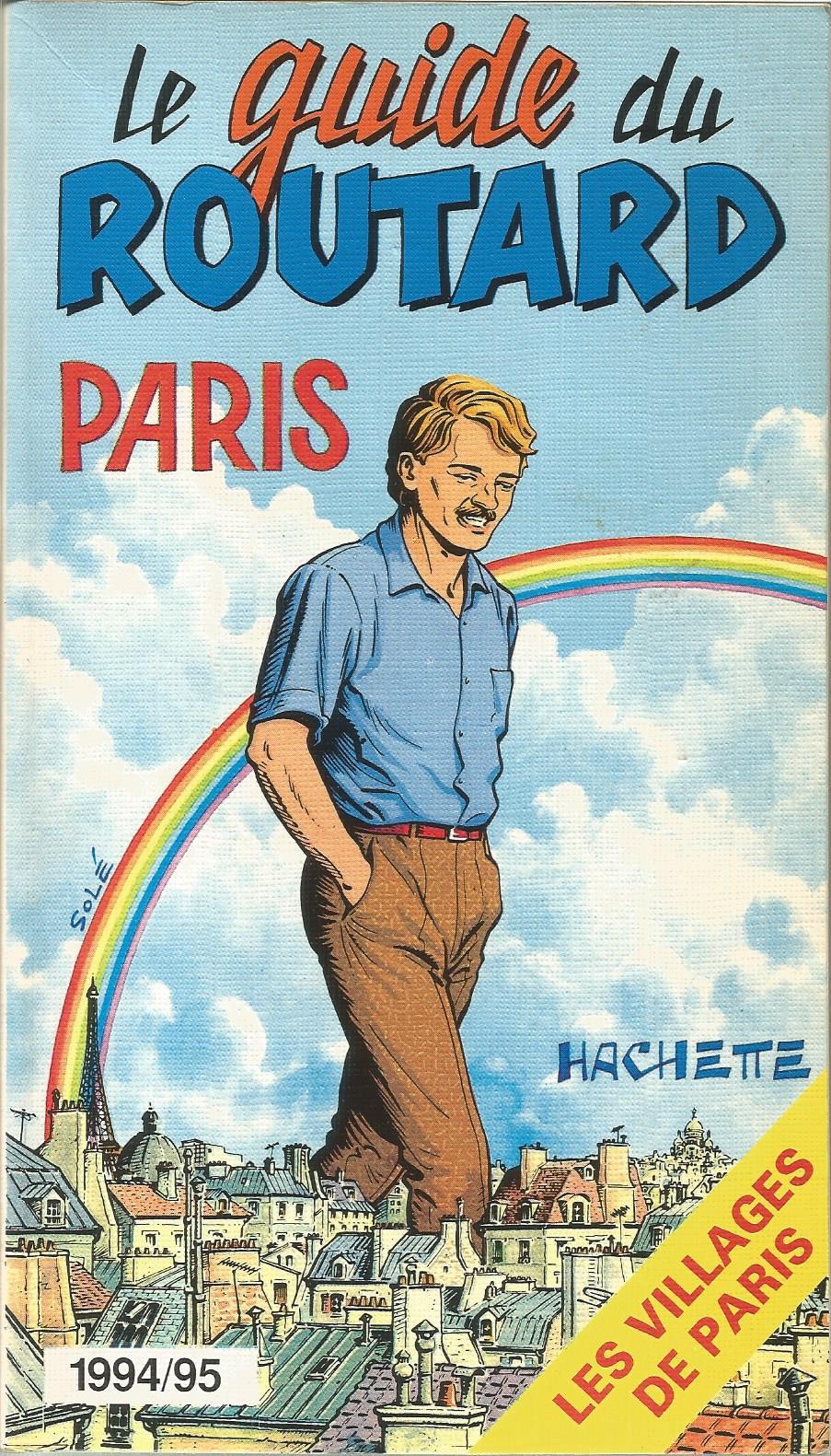 Le guide du routard: Paris 1994/1995