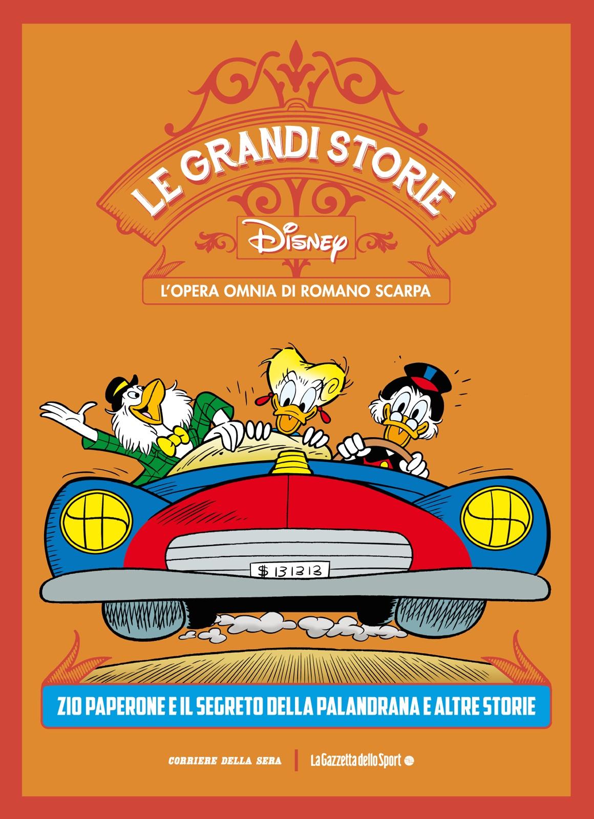 Le grandi storie Disney - L'opera omnia di Romano Scarpa vol. 40