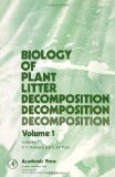 Biology of Plant Litter Decomposition, Vol. 1