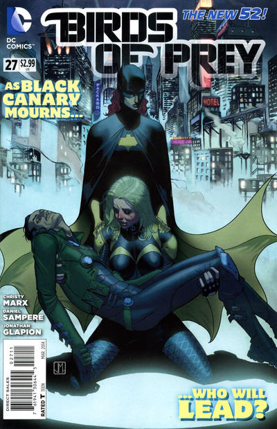 Birds of Prey Vol.3 #27