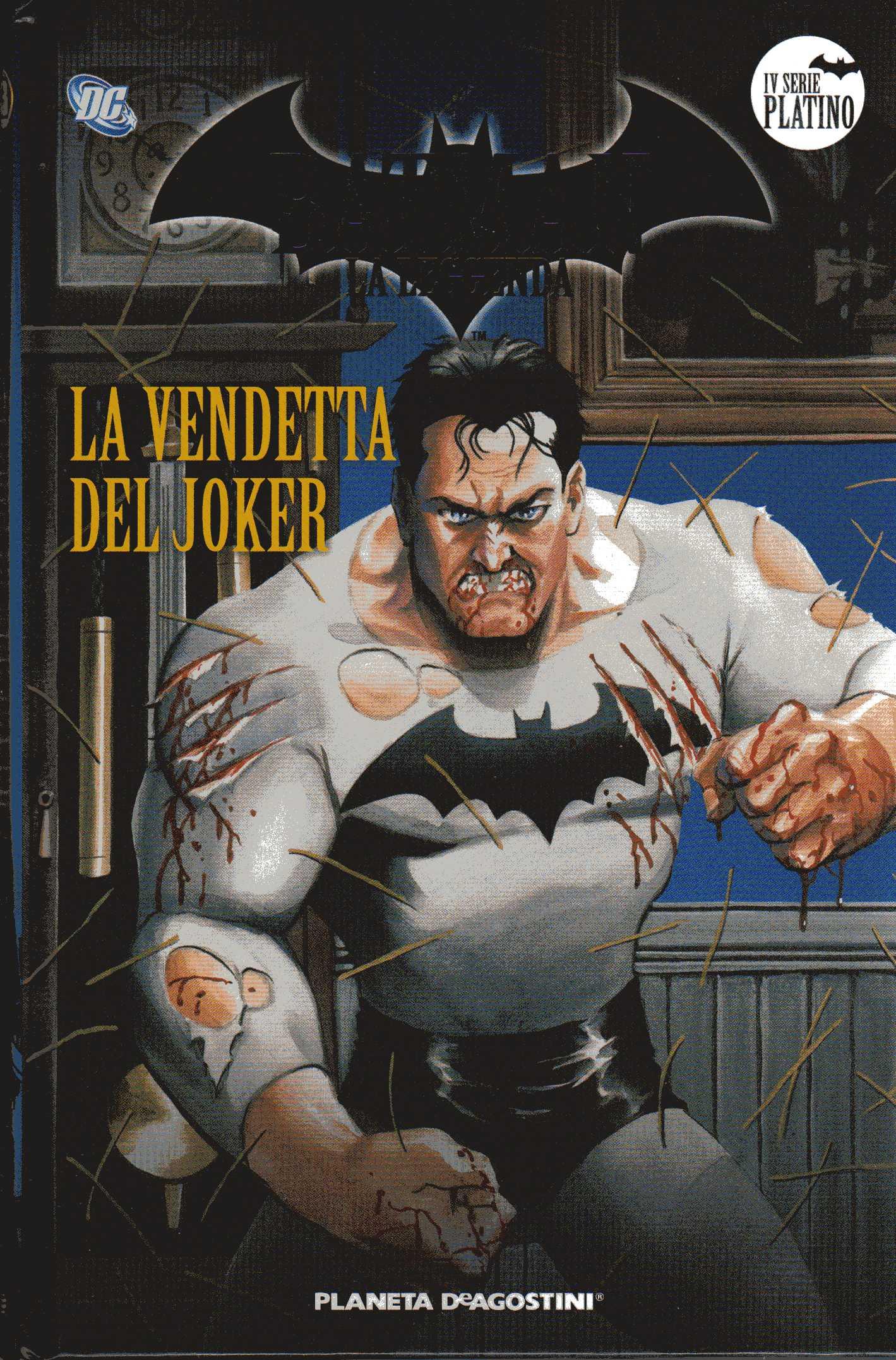 Batman la Leggenda n. 33
