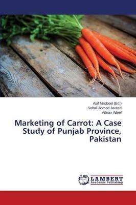 Marketing of Carrot