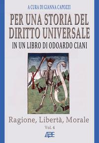 Per una storia del diritto universale in un libro di Odoardo Ciani