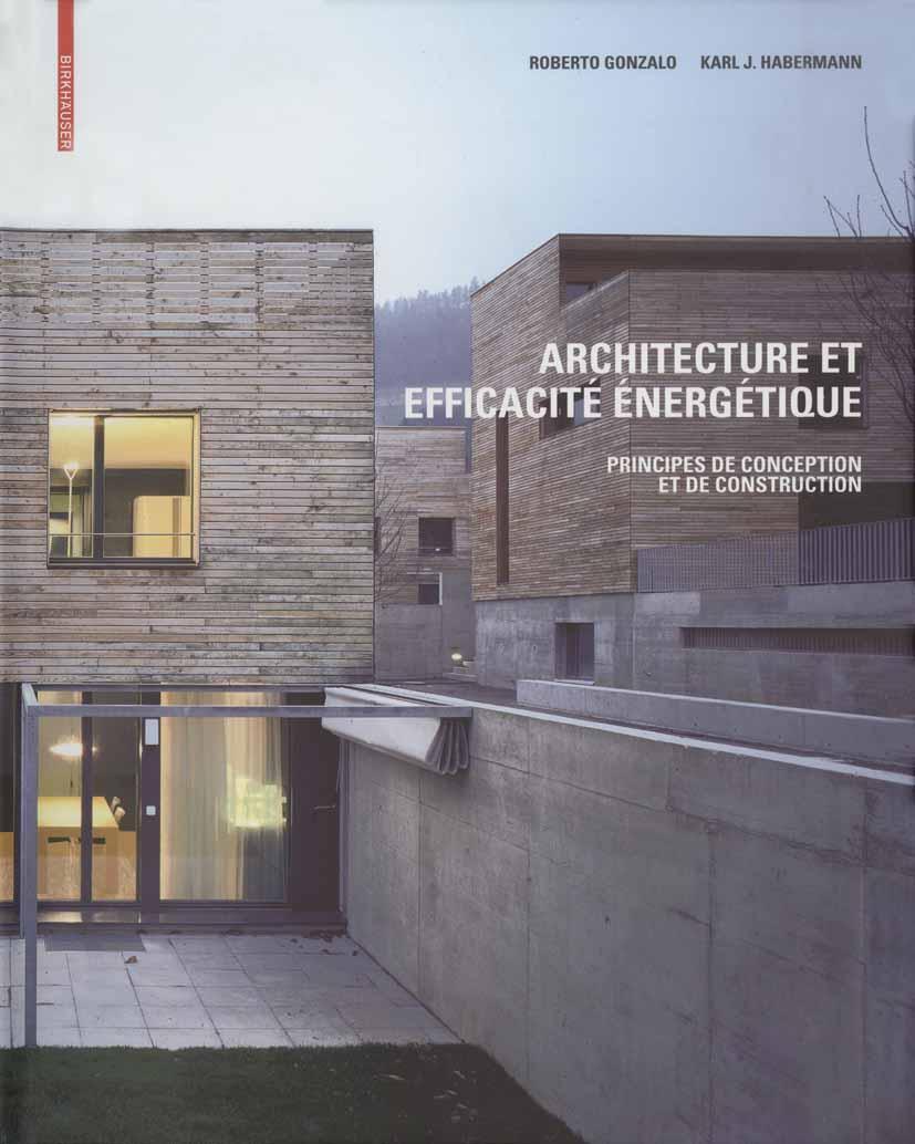 Architecture Et Efficacite Energetique