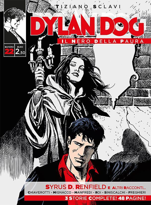 Dylan Dog - Il nero ...