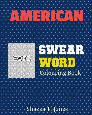 American Swear Word Coloring Book