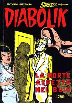 Diabolik Swiisss n. 48