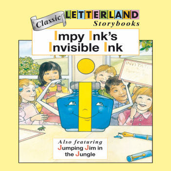 Impy Ink's Invisible Ink