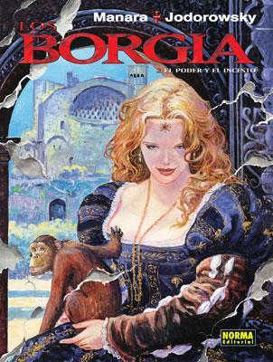 Los Borgia Nº 2