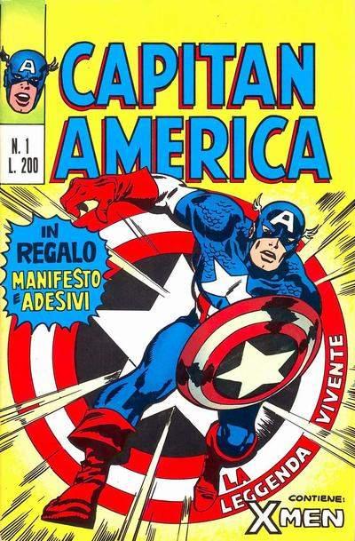 Capitan America n. 1