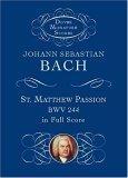 St. Matthew Passion,...