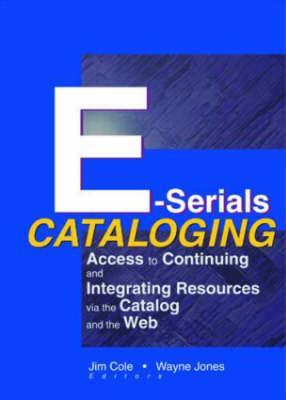 E-Serials Cataloging