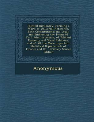 Political Dictionary