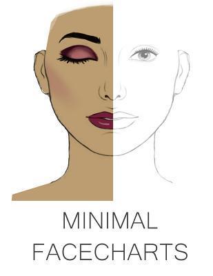 Minimal Facecharts