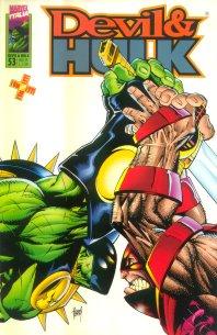 Devil & Hulk n. 053