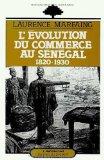 Evolution du commerce au Sénégal