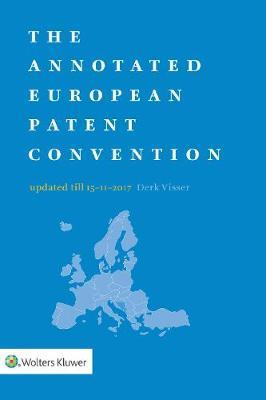The Annotated European Patent Convention