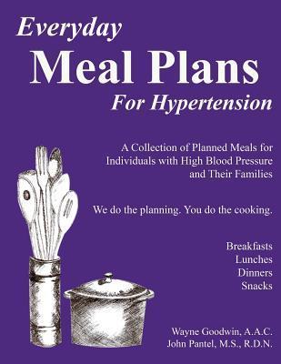 Everyday Meal Plans for Hypertension
