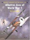 Albatros Aces of World War I
