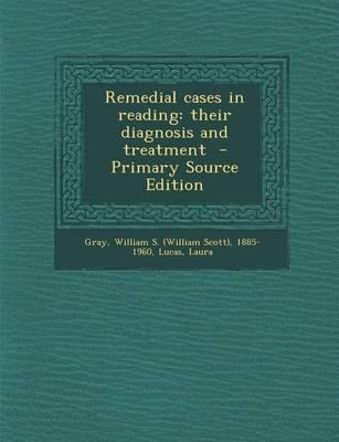 Remedial Cases in Reading